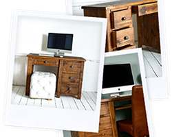Redesigning Your Home Office? Use Plank Furniture