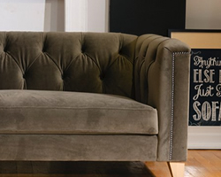 Tetrad Sofas For Old School Charm