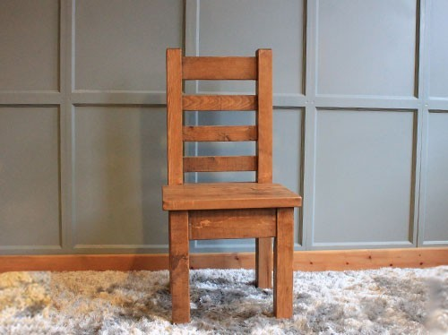 H&F Plank Chair