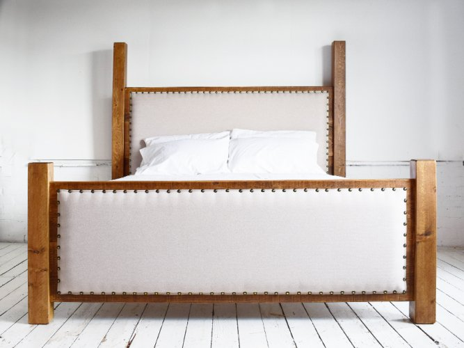 H&F Plank Dorchester Bed