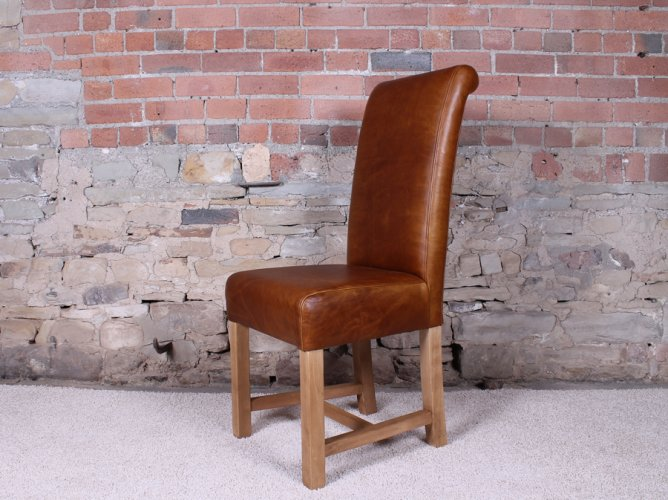 HF Holmes RollBack Dining Chair