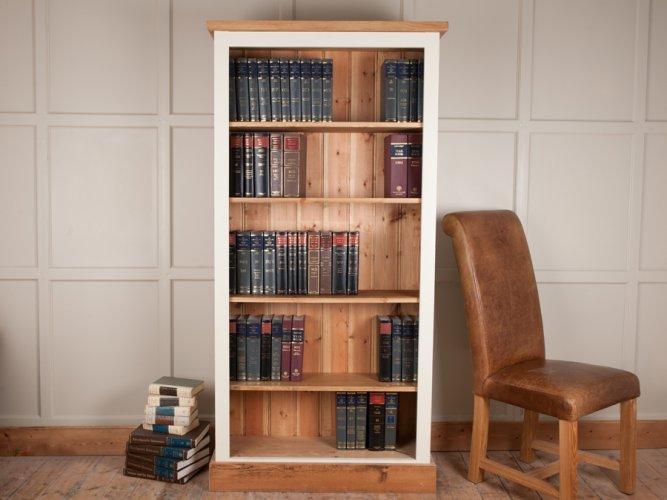 H F Vintage Bookcase H F