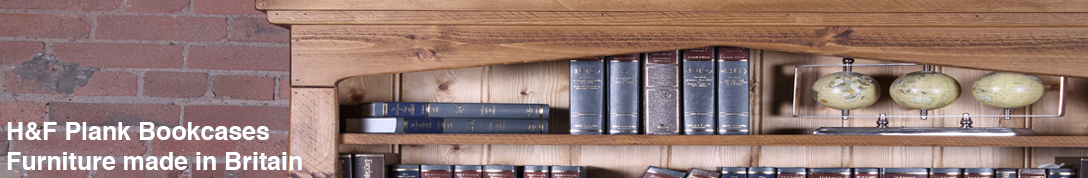 Buy Solid wood bookcases
