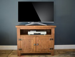 H&F Plank 2 Door TV Unit
