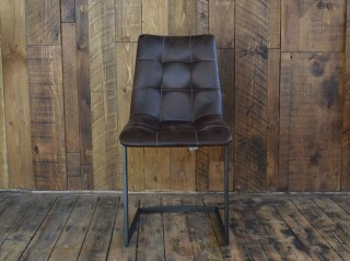 H&F Danish Rugged Industrial Chair