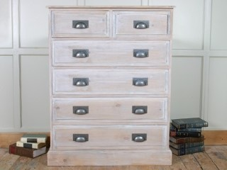 H&F Parisienne 2 Over 4 drawers