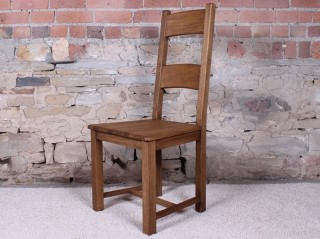 H&F 2 Ladder Back Dining Chair