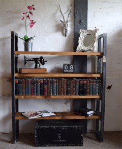 H&F Plank Industrial Shelves