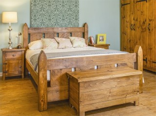 H&F Plank Normandy Bed