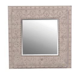 Square Parisienne Mirror
