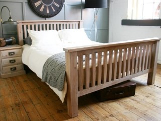 H&F Plank Beds