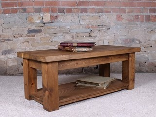H&F Plank Coffee tables