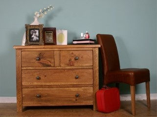 H&F Plank Bedroom Drawers