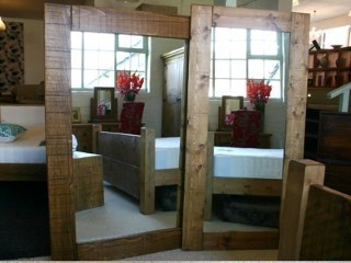 H&F Plank Bedroom Mirrors