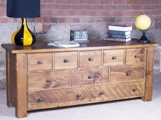 H&F Plank Sideboards
