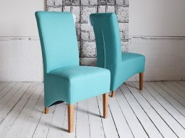 **INSTOCK**H&F Richmond Dining Chair Lagoon SET of 4