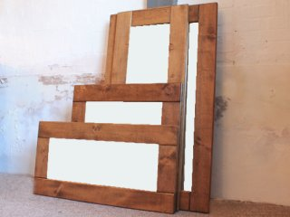 **INSTOCK** H&F Plank Mirrors