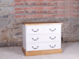 H&F Vintage 2 Over 2 Drawers