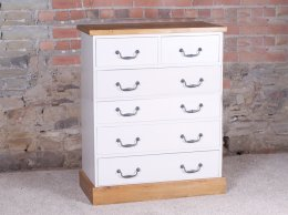 H&F Vintage 2 Over 4 Drawers