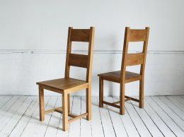 **INSTOCK** H&F 2 Ladder Back Dining Chair