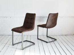 **INSTOCK**H&F Danish Rugged Industrial Chair