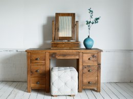H&F Plank Large Dressing Table