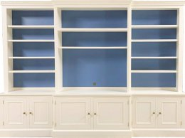 Fitted Bookcase 2