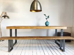 H&F Sheffield Beam Table