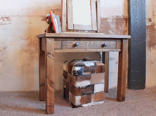 H&F Petite Dressing Table