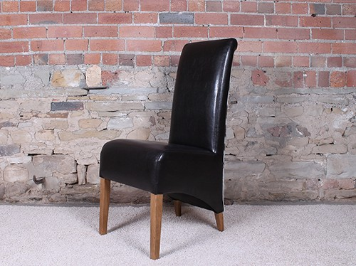 H&F Camden Cow Dining Chair