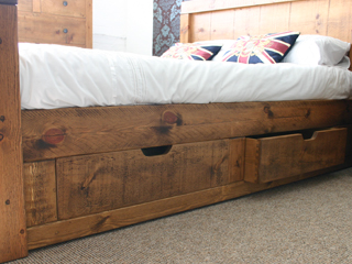 Underbed Storage One Side